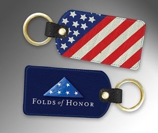 KEY CHAIN-FOLDS OF HONOR
