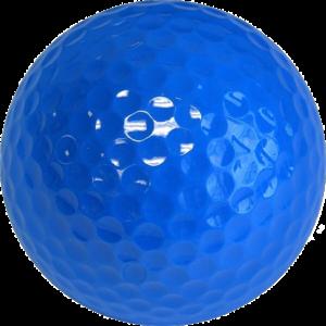 Blue Golfball