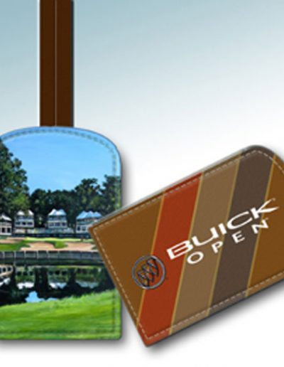 BUICK OPEN BAG TAG