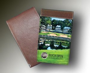 YARDAGE BOOK BUICK OPEN