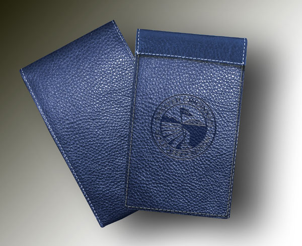 YARDAGE BOOK - CINCINNATI ALL BLUE