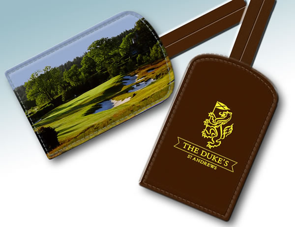 THE DUKES BAG TAG