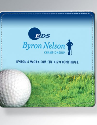 EDS BYRON NELSON COASTER
