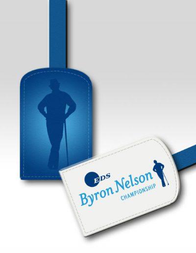 BYRON NELSON CHAMPIONSHIP BAG TAG #2