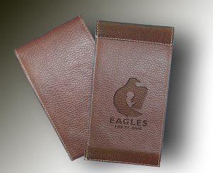 EAGLES ESJF YARDAGE BOOK