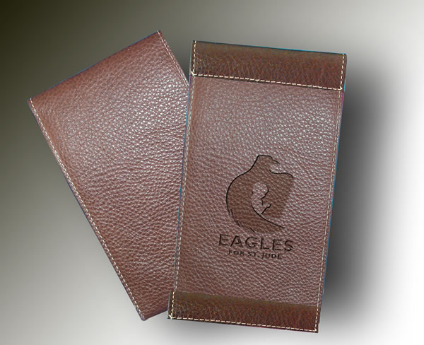 EAGLES ESJF YARDAGE BOOK