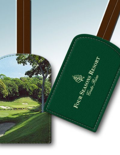 FOUR SEASONS RESORT BAG TAG #2