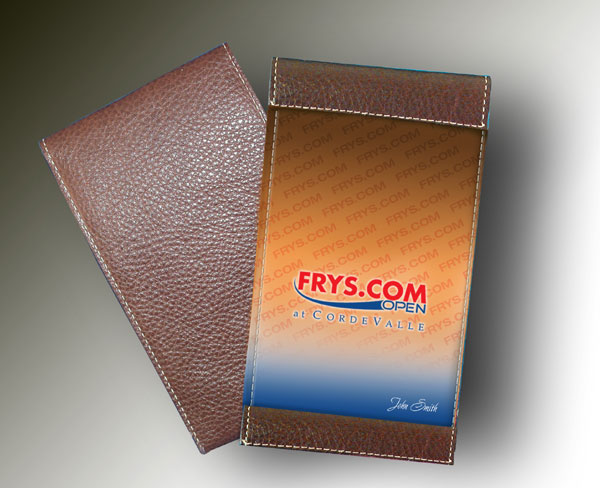 Frys.com Yardage Book