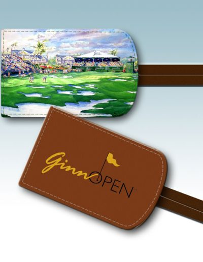 GINN OPEN BAG TAG