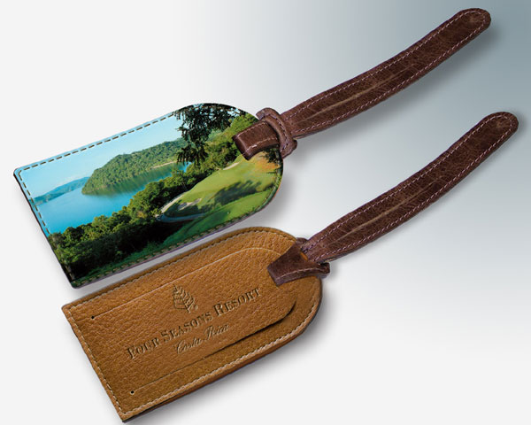 FOUR SEASONS BAG TAG #3
