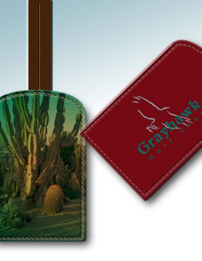 BAG TAG - GRAYHAWK GOLF CLUB