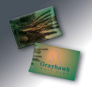 GRAYHAWK GOLF CLUB MONEY CLIP