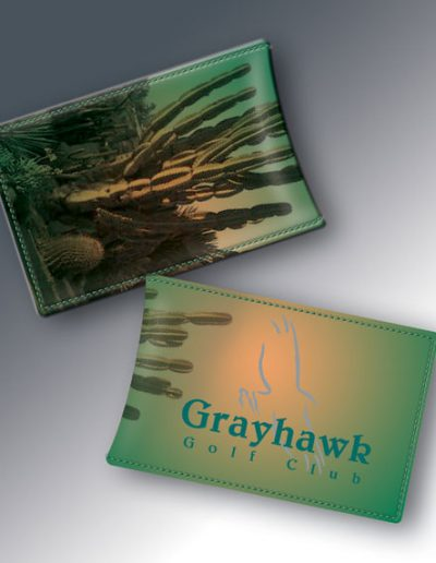 GRAYHAWK GOLF CLUB MONEY CLIP