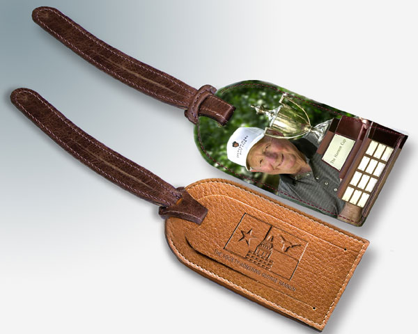 BAG TAG - HANNON LUG TAG