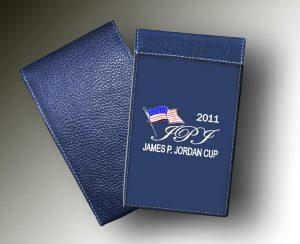 James Jordan YARDAGE BOOK