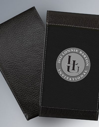 LIU YARDAGE BOOK BLACK