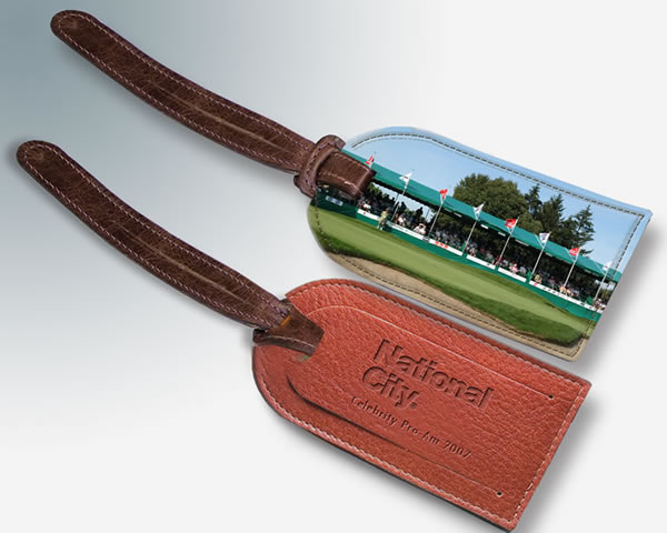 BAG TAG - NATIONAL CITY CELEBRITY PRO AM 2007