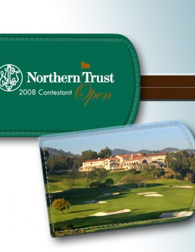BAG TAG - NORTHERN TRUST 2008