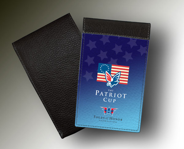 PATRIOT YARDAGE BOOK