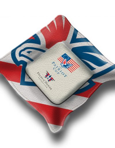 PATRIOT CUP VALUABLES TRAY #2