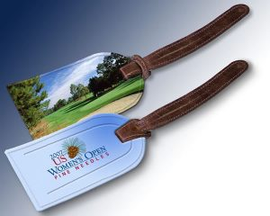 BAG TAG - 2007 US WOMEN'S OPEN, PINE NEEDLES