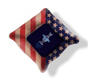 SOLHEIM CUP VALUABLES TRAY