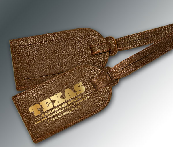 BAG TAG - TEXAS SLTG