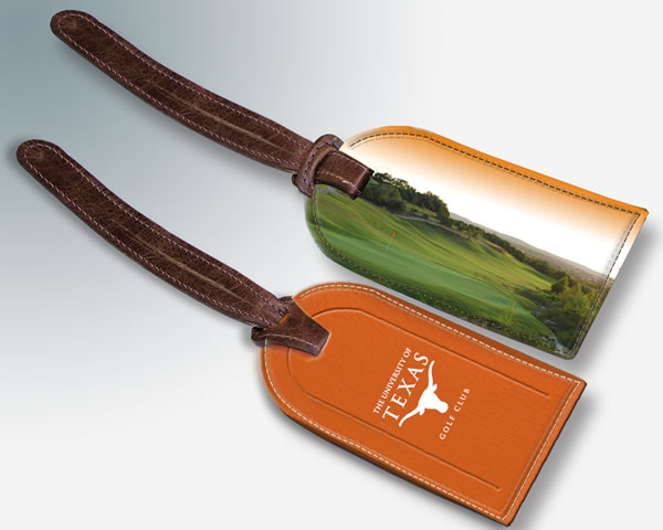 BAG TAG - UNIVERSITY OF TEXAS #4