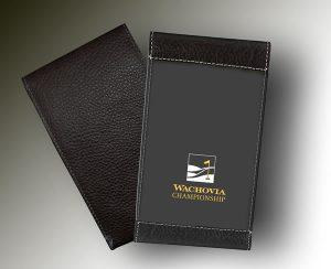 YARDAGE BOOK WACHOVIA CHAMPIONSHIP