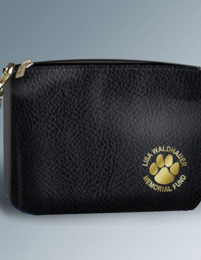 WALDHAUER MEMORRIAL FUND GOLF POUCH