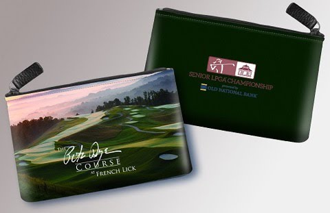VALUABLES POUCH-LPGA SENIOR CHAMPIONSHIP