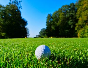 Golf Course & ball